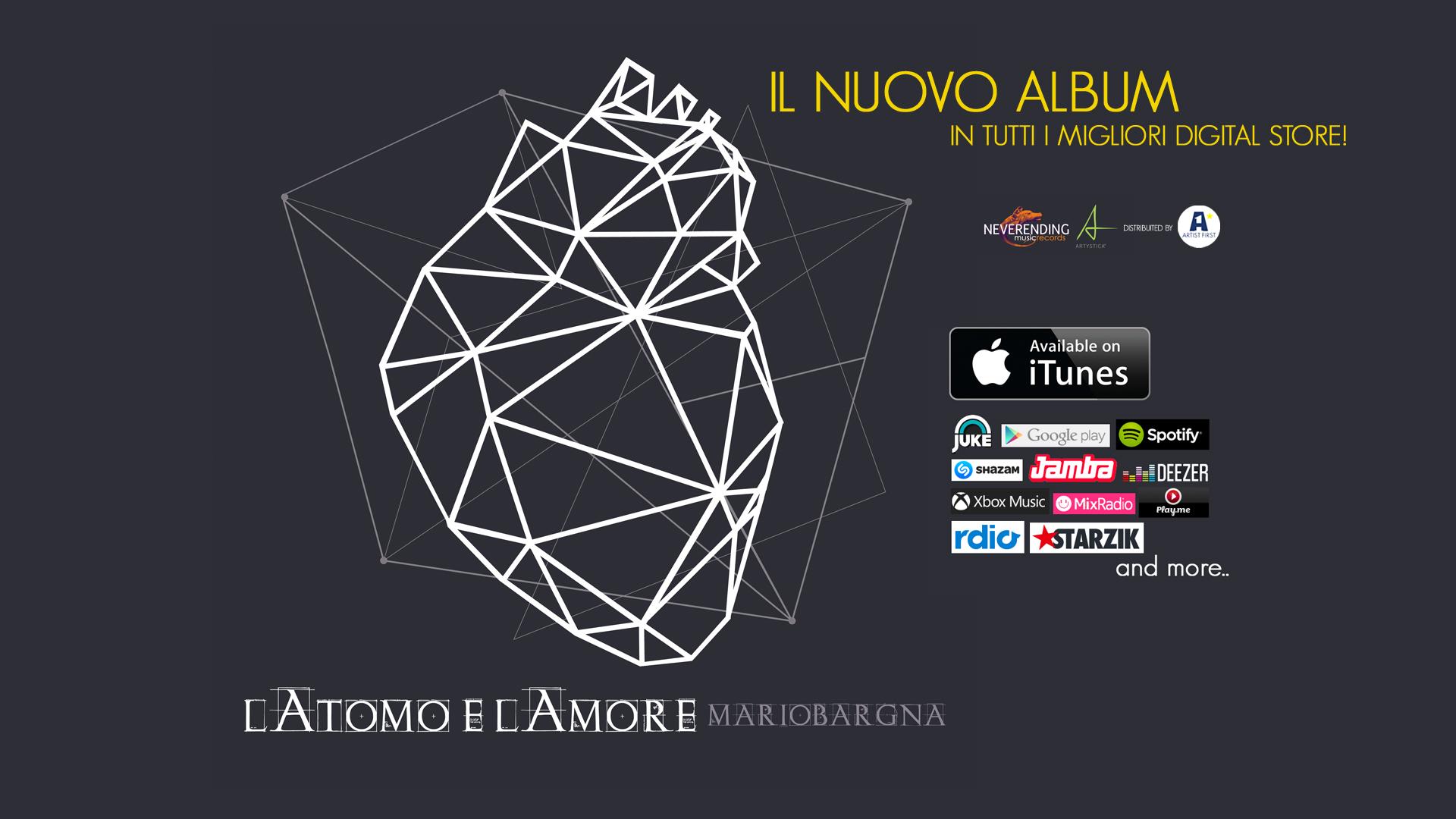 L'ATOMO E L'AMORE – aprile 2015!